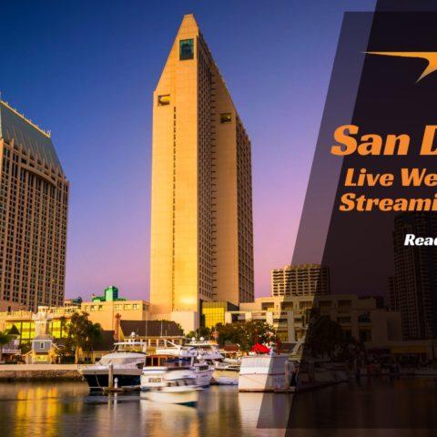 San Diego Live Web Streaming