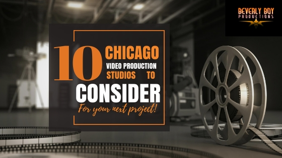 10 Chicago video production studios