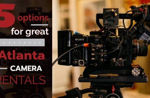 Atlanta Camera Rentals 1