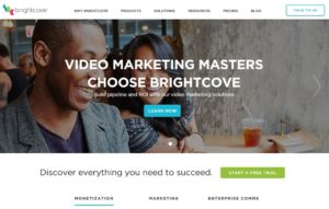 Brightcove - video marketing masters