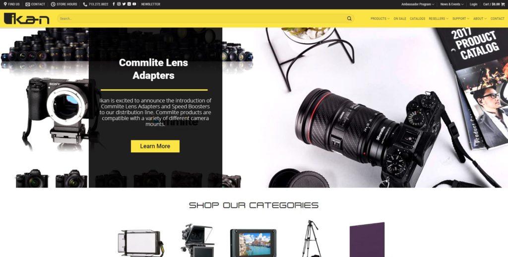 Houston Camera Rentals - Ikan Corp