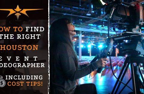 Houston Event Videographer