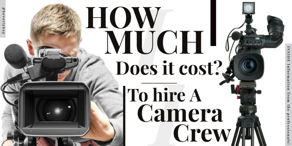 Title: How much does a camera crew cost?