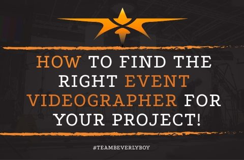How to Find the Right Event Videographer for Your Project