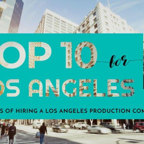 Los Angeles, California Production Company