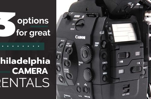 Philadelphia Camera Rentals 1