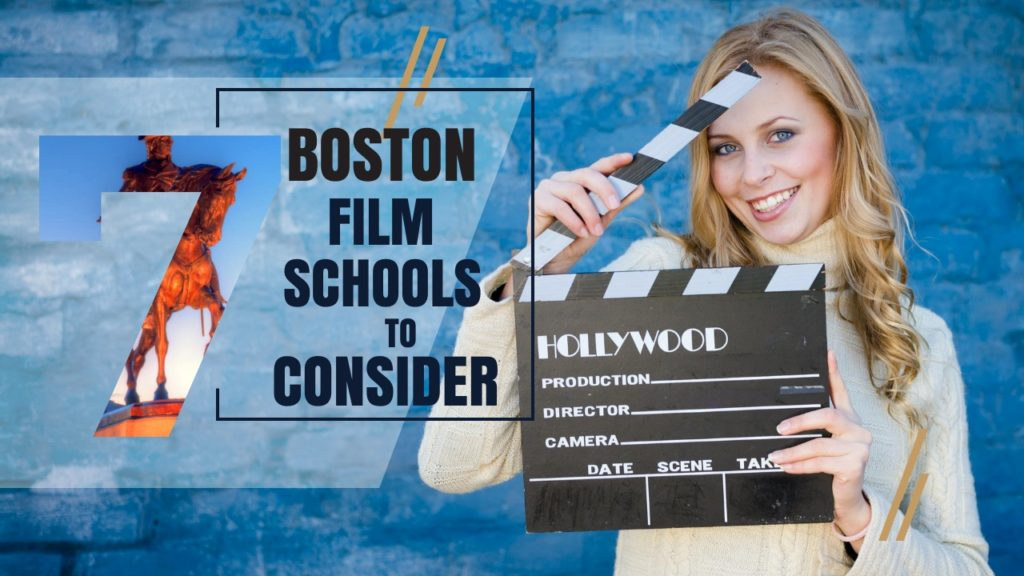 Top 7 Boston Film Schools