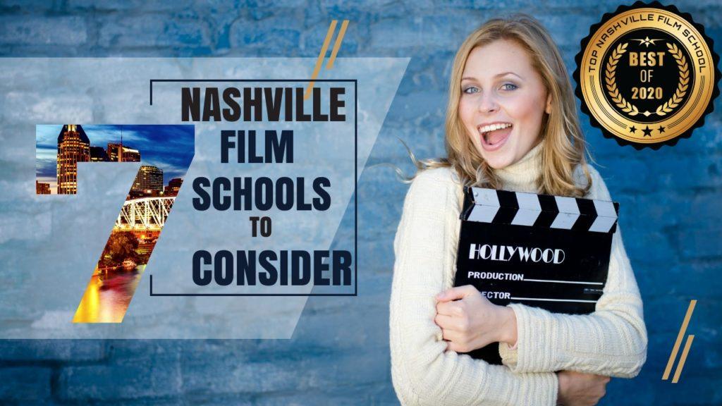 Top 7 Nashville Film Schools