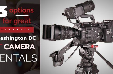 Washington DC Camera Rentals 1