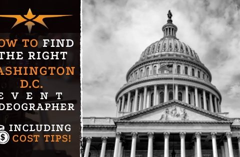 how to hire a DC videographer