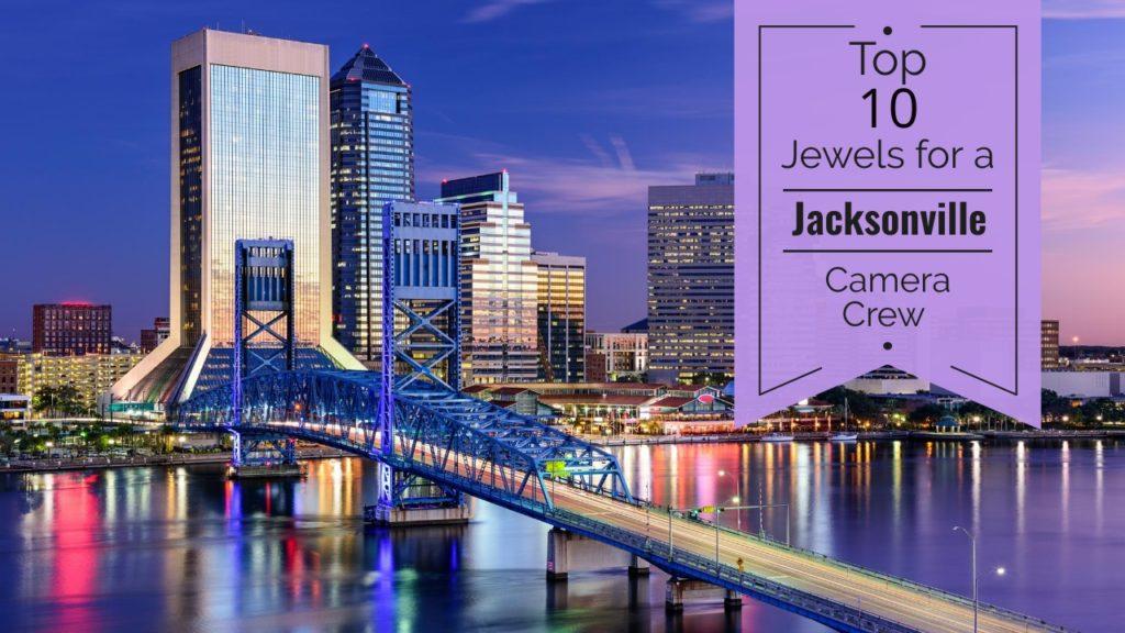 camera crew in Jacksonville