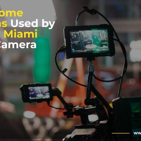 Miami Video Camera Crews