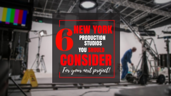 New York Video Production Studios