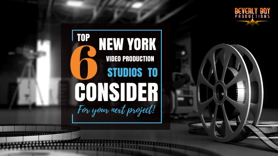 New York film studios