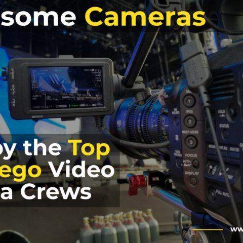 San Diego Video Camera Crews