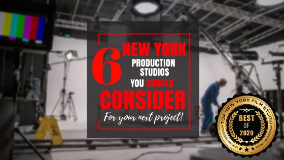 Top 6 New York film studios