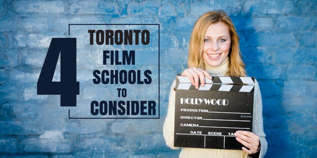 Toronto Film Schools