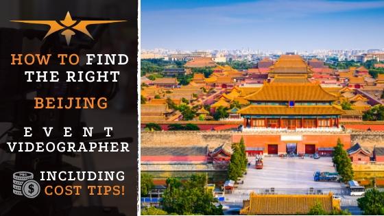 Beijing Event Videographer