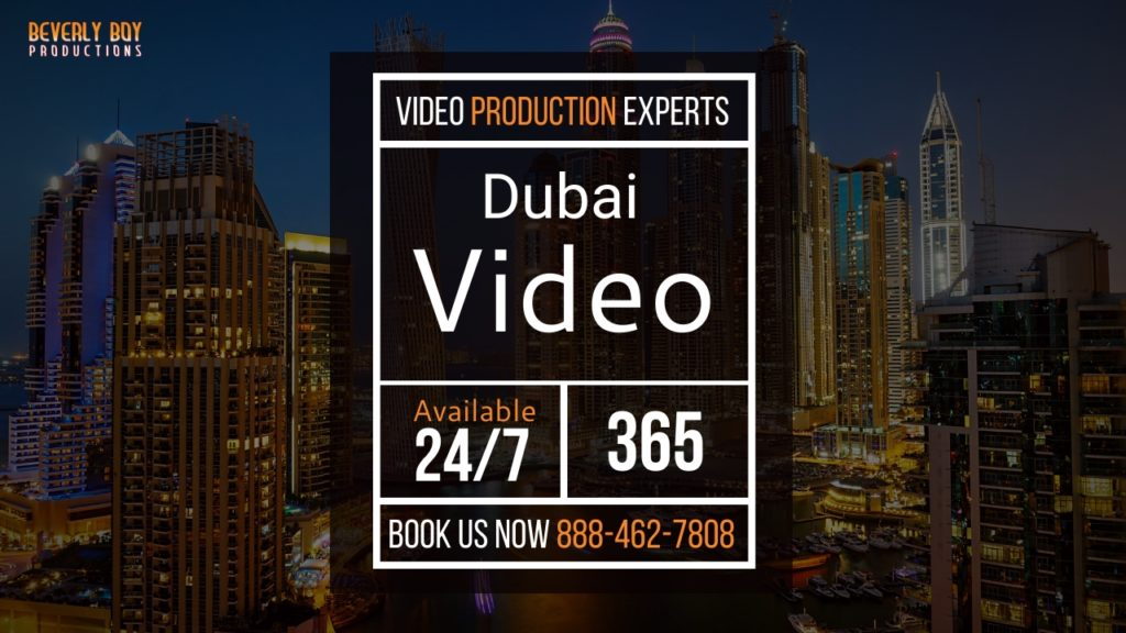 Dubai Event Videographer
