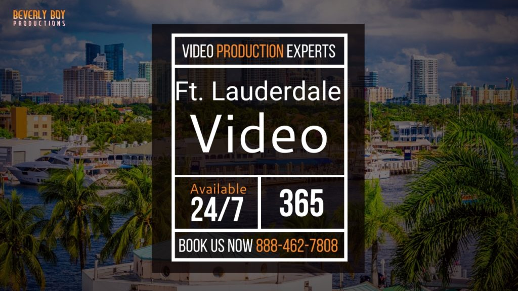 Ft. Lauderdale Event Videographer
