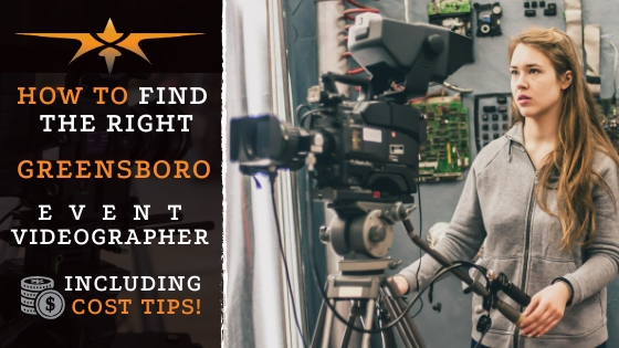 Grensboro Event Videographer