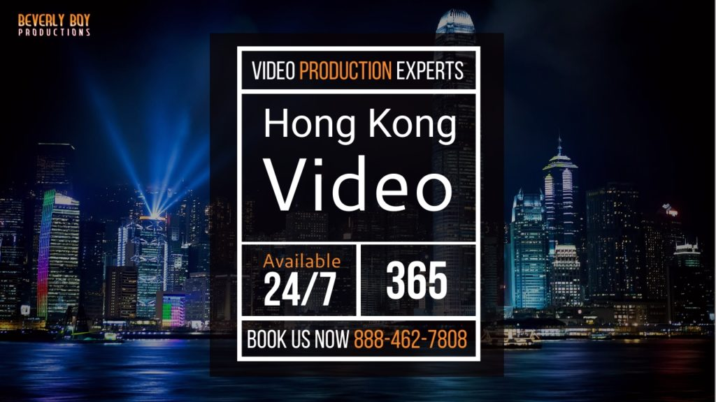 Hong Kong Event Videographer