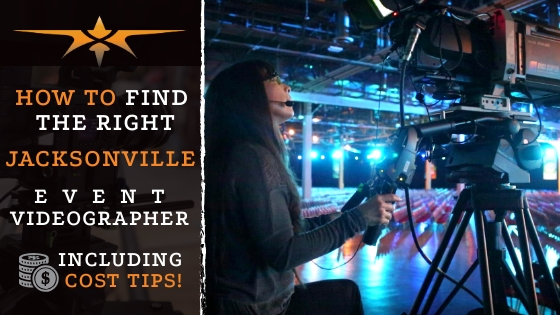 Jacksonville Event Videographer