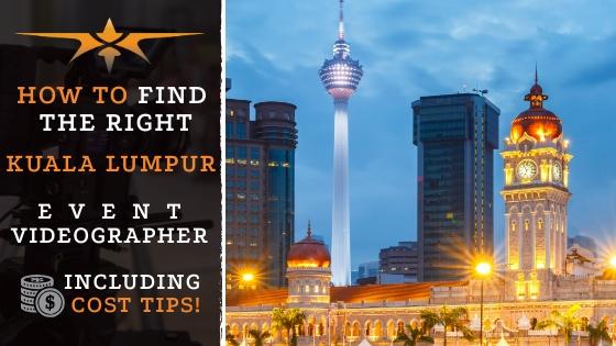 Kuala Lumpur Event Videographer