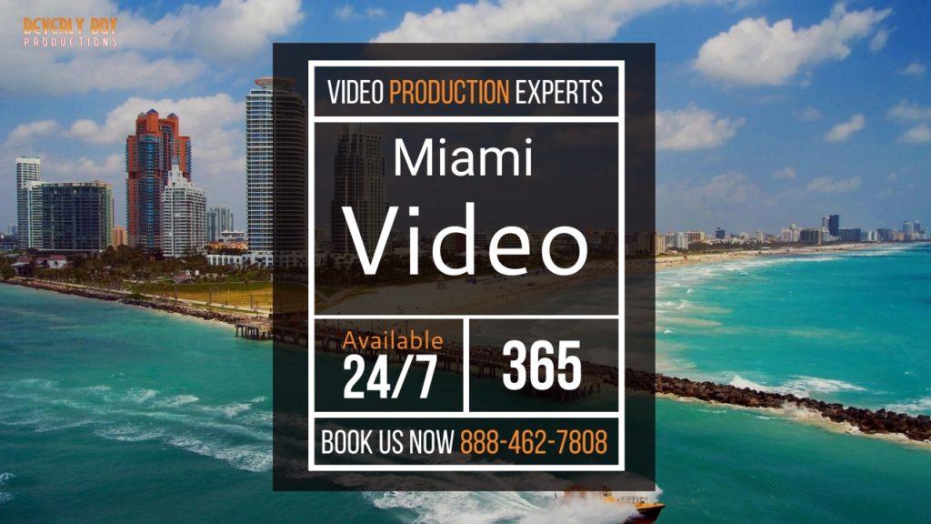 Miami Event Videographer