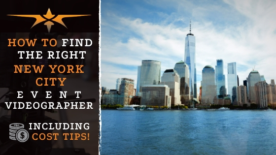 New York Event Videographer