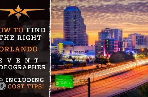 Orlando Event Videographer
