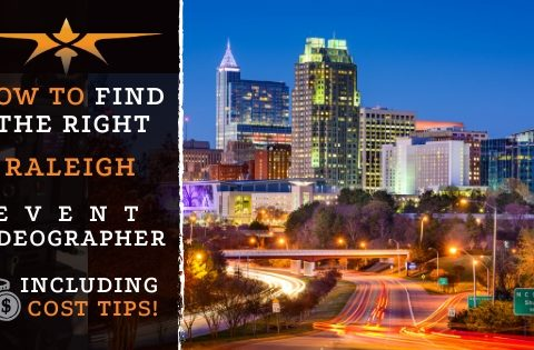 Raleigh Event Videographer