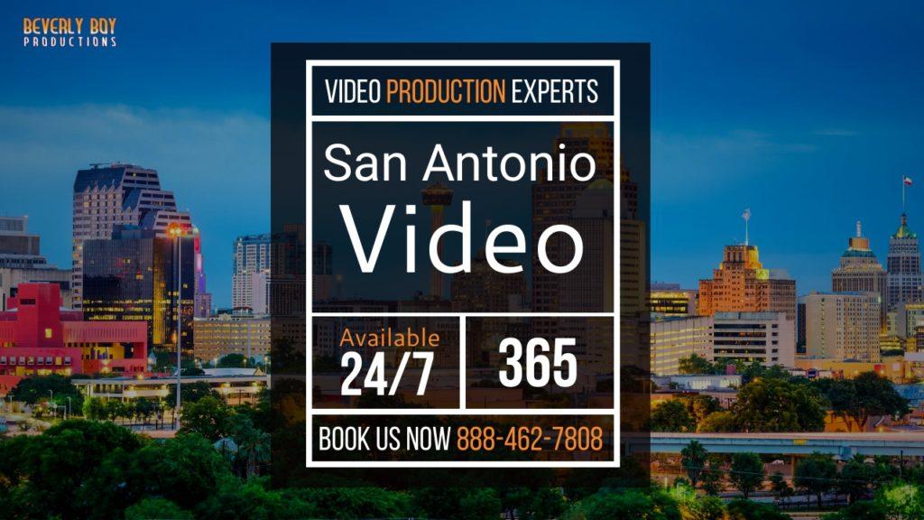 San Antonio Event Videographer