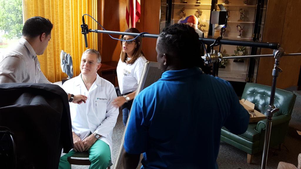 Shooting Medical Interviews