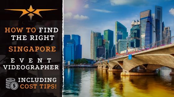 Singapore Event Videographer