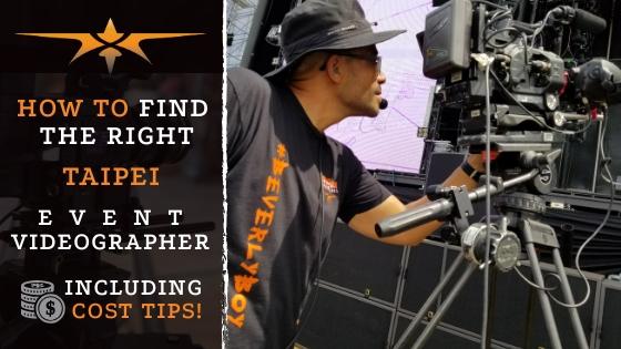 Taipei Event Videographer
