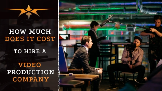 How Much Does It Cost to Hire A Video Production Company