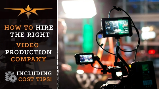 How to Hire the Right Video Production Company