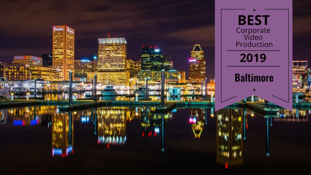 Best Baltimore corporate video production