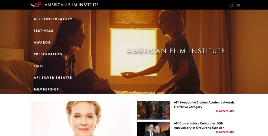 Los Angeles Film Schools - American Film Institute