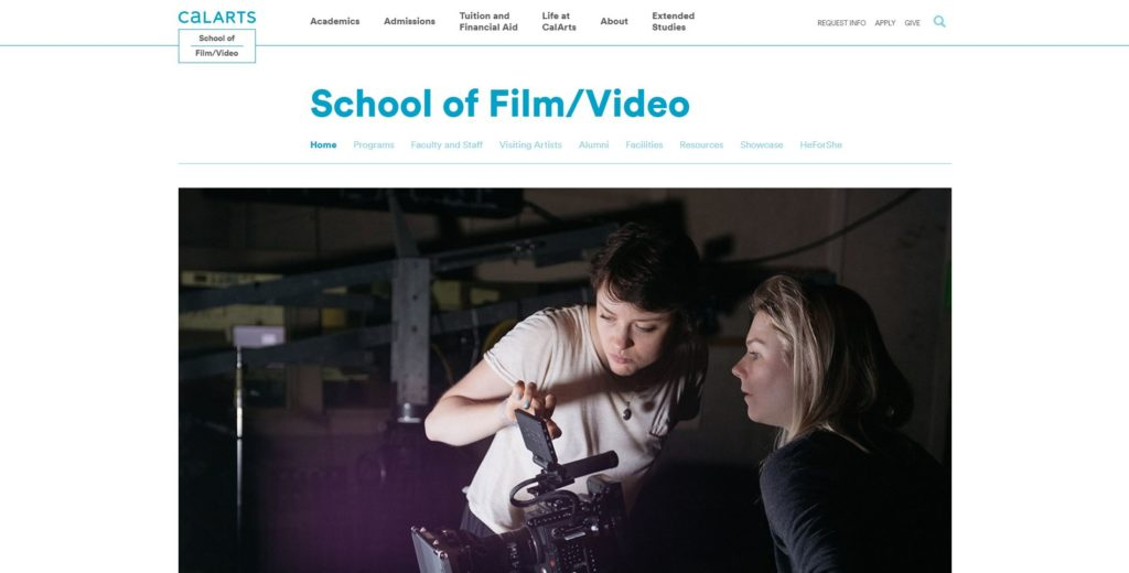 Los Angeles Film Schools - CalArts