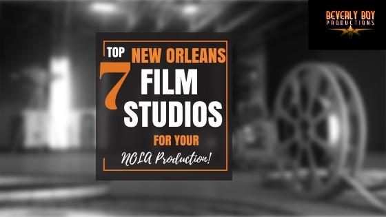 New Orleans Film Studios
