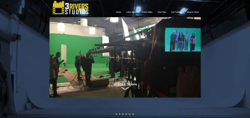 Pittsburgh Film Studios - 3 Rivers Studios