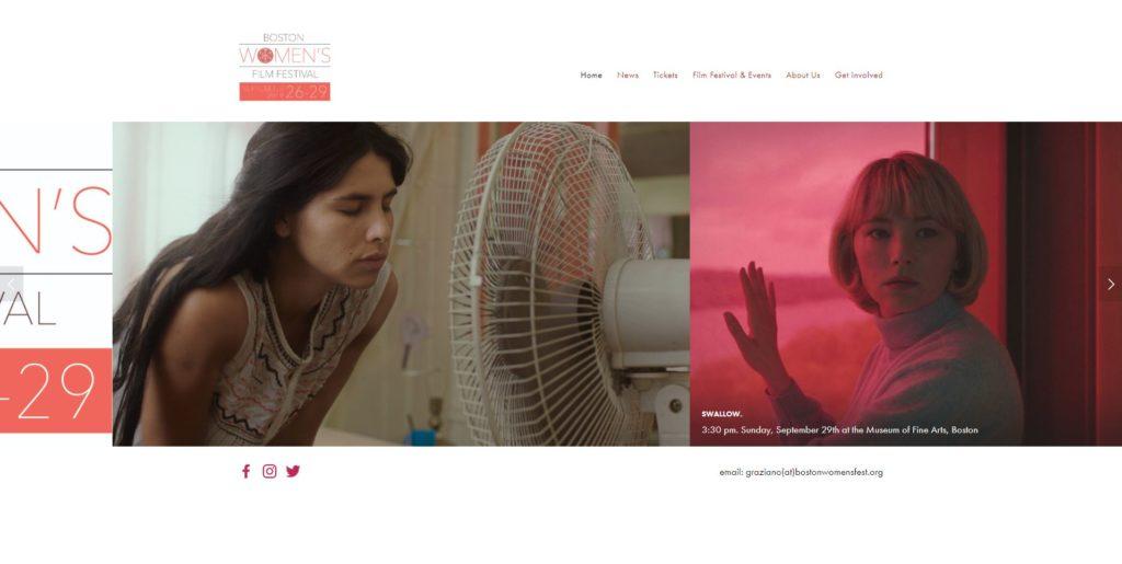 Boston Film Festivals - Boston Woman's Film Festival