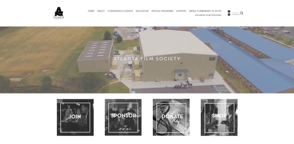 Atlanta Film Unions and Guilds - Atlanta Film Society