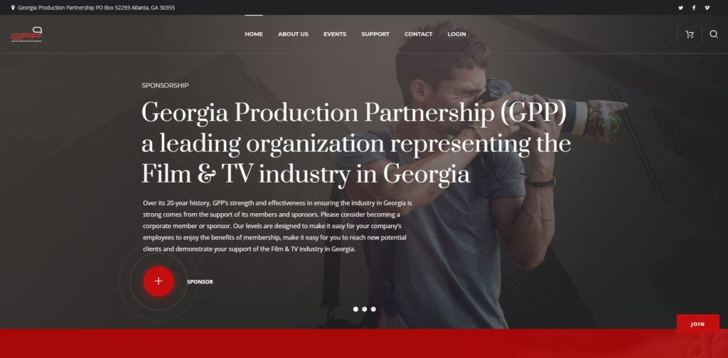 Atlanta Film Unions and Guilds - Georgia Production Partnership