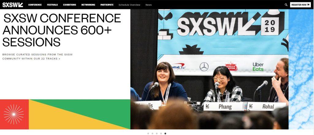 Austin Film Festivals - South by Southwest SXSW