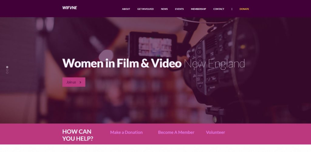 Boston Film Unions and Guilds - Women in Film and Video New England