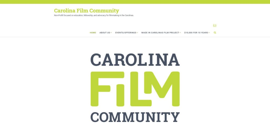 Charlotte Film Unions and Guilds - Carolina Film Community