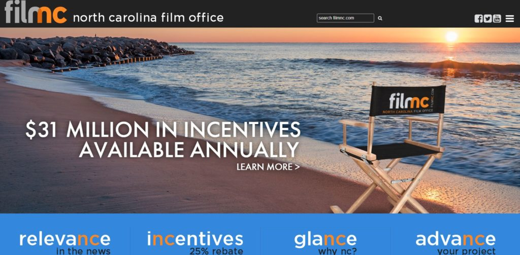 Charlotte Film Unions and Guilds - The North Carolina Film Office
